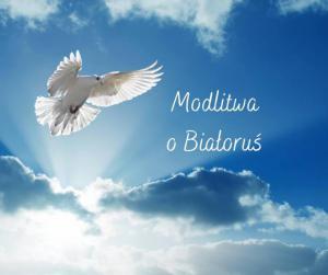 Wspólna modlitwa o Białoruś