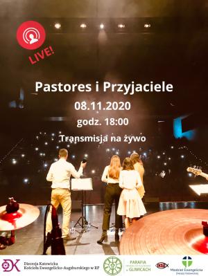 Koncert Pastores i Przyjaciele