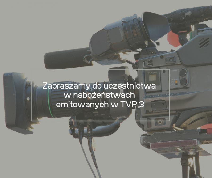 Nabożeństwa w TVP 3